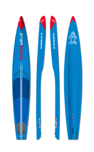 "Starboard 2017 All Star Hybrid Carbon 14'0"" x 24.5"""