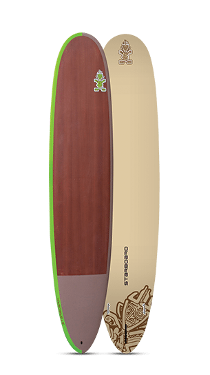 "Starboard 2015 Longboard Active AST Wood Brown 9' 3"" X 22.5"""