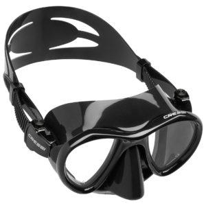 Cressi Metis Black Snorkel Mask