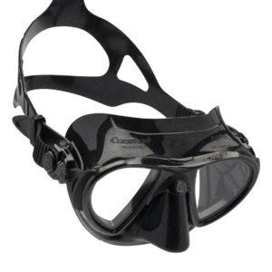 Cressi Nano Black Snorkel Mask