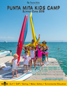 Punta Mita Kids Camp Summer Camp 2018