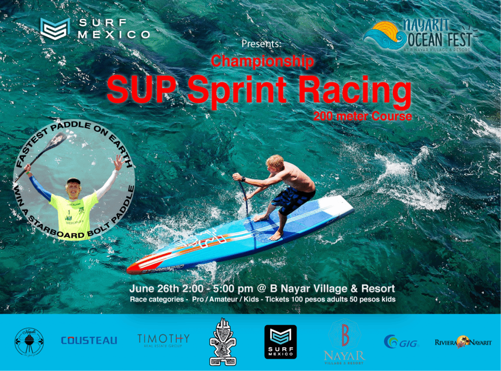Surf Mexico joins first annual Nayarit Ocean Festival