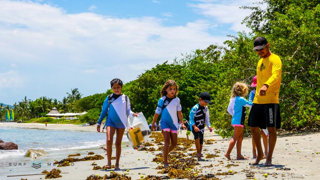 SUP Kids Ocean Plastics