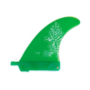 Starboard SUP Hexcel 140 Polyester Green