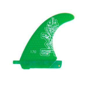 Starboard SUP Hexcel 170 Polyester Green
