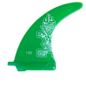 Starboard SUP Hexcel 190 Polyester Green