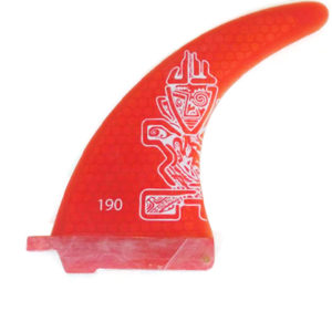 Starboard SUP Hexcel 190 Polyester Red
