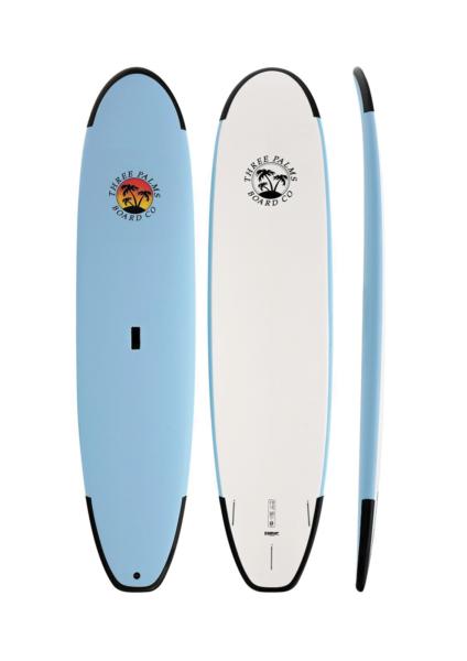 Three Palms Soft Surfboard 8'4