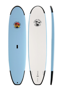 Three Palms Soft Surfboard 9'2 Rental