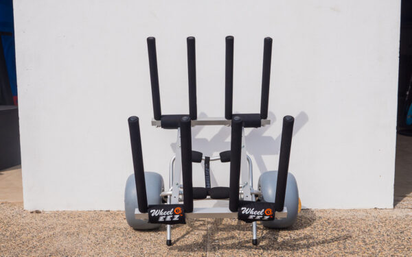 Wheeleez Stand Up Paddle Board Rack 3