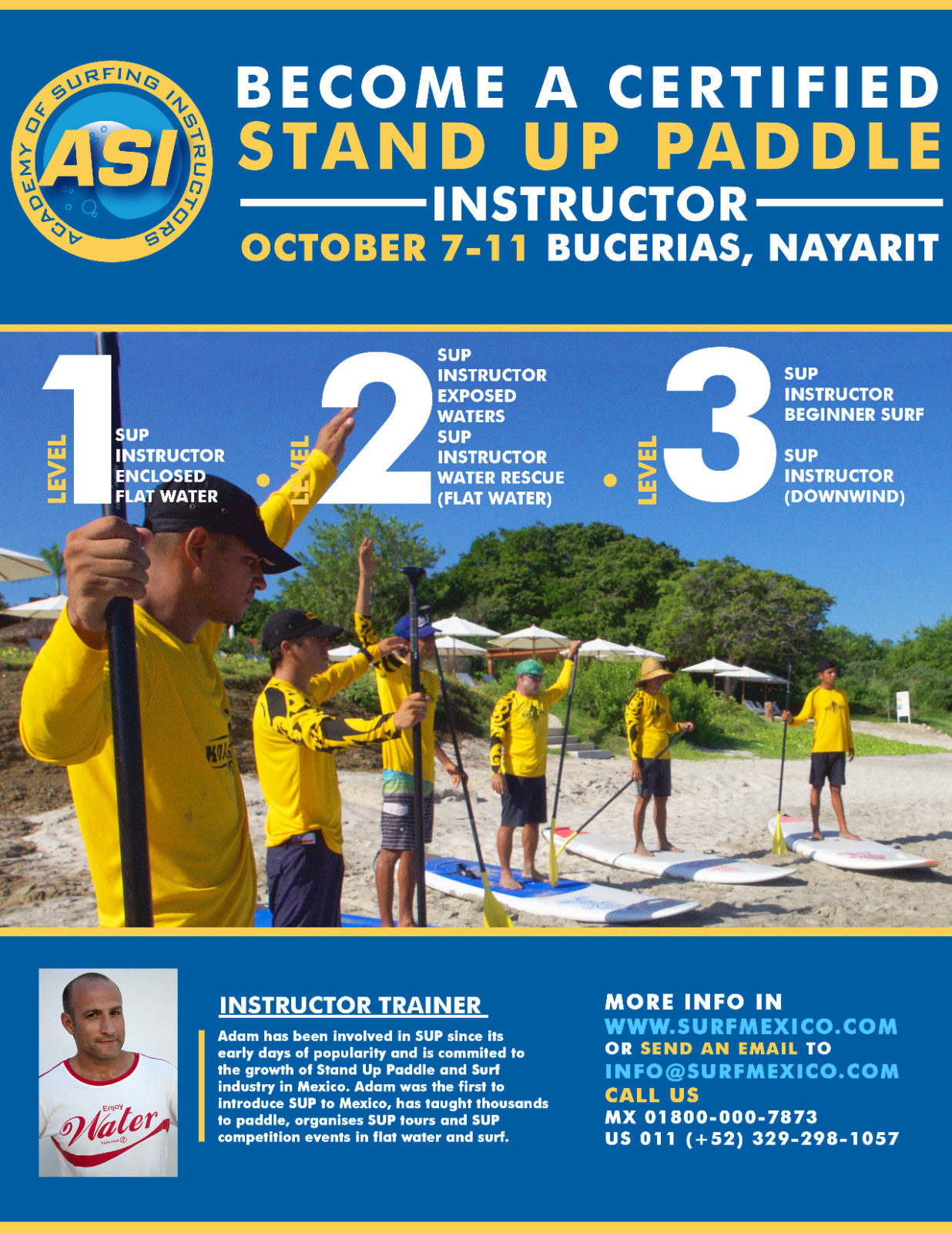 ASI Instructor Training in Mexico
