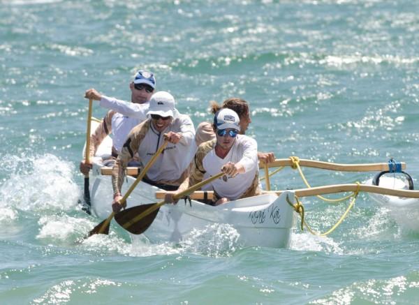 Outrigger Canoe Safari
