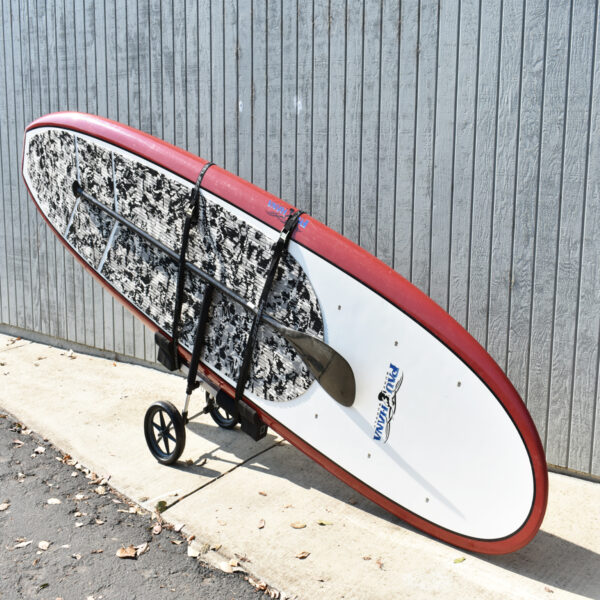 Wheeleez Single Stand Up Paddle Board Cart
